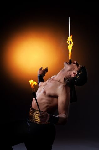 Fire Eater Hire